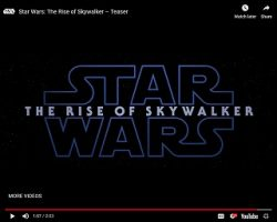 """The Final """"Rise Of Skywalker"""" Trailer Is Here"""