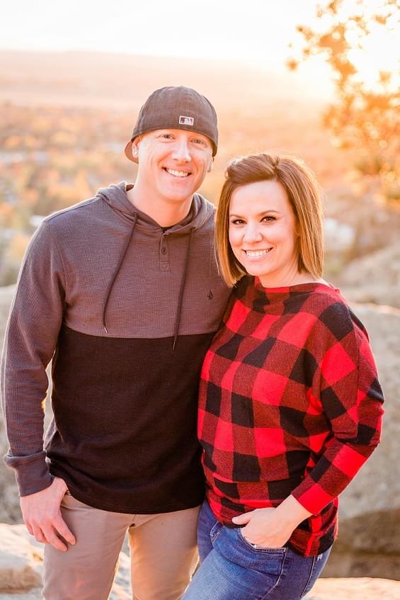 Casey & Sarah