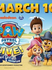 """PAW Patrol Live! """"The Great Pirate Adventure"""" Show 1"""