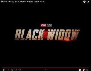 "New ""Black Widow"" Trailer Drops"