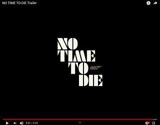 "Billie Eilish Drops James Bond Theme ""No Time To Die"""