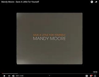 Mandy Moore Releasing First Album In Over 10 Years