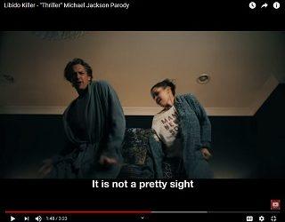 "Viral Video: Libido Killer (A ""Thriller"" Parody)"
