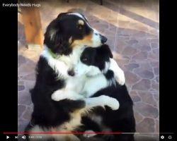 Trending: Everybody Needs Hugs