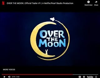 "Netflix Drops ""Over The Moon"" Trailer"