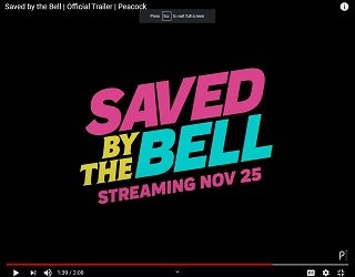 """""""Saved By The Bell"""" Reunion Trailer Drops"""