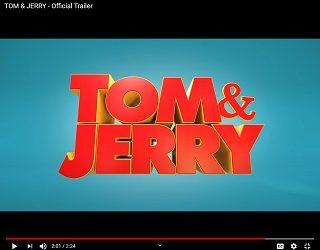 "Warner Bros Drops ""Tom & Jerry"" Movie Trailer"