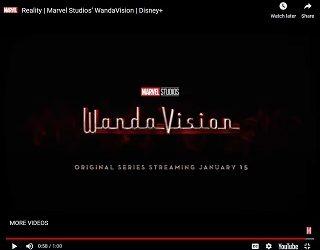 """WandaVision"" Teaser Is Trippy"
