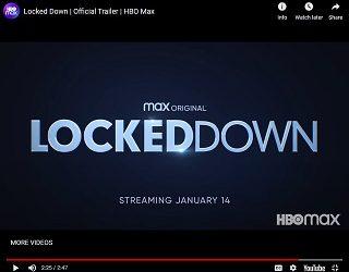 "Anne Hathaway In Quarantine-Themed Heist Movie ""Locked Down"""