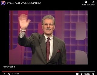 """Jeopardy!"" Says Goodbye to Alex Trebek"