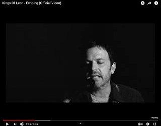 """Kings of Leon Share New Video """"Echoing"""""""
