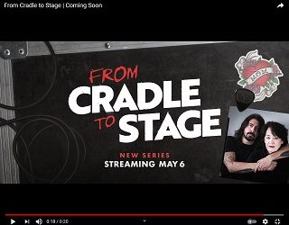 Trailer Drops For Dave Grohl's TV Show