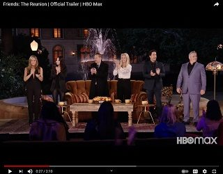 """""""Friends"""" Reunion Trailer Is HERE!"""