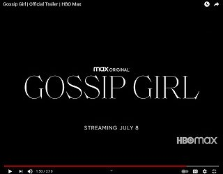 """HBO Max Drops First """"Gossip Girl"""" Sequel Trailer"""