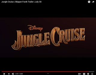"""Dwayne Johnson Intros New Trailer For """"Jungle Cruise"""""""