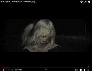 "Billie Eilish Drops New Single ""NDA"""