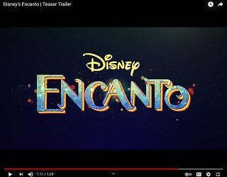 """Disney Drops First Trailer For New Animated Movie """"Encanto"""""""