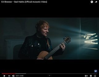 Ed Sheeran Open To The Idea Of A Harder Sound