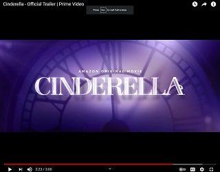 """Live-Action """"Cinderella"""" Trailer Drops"""