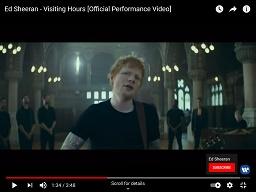 """Ed Sheeran Announces New Album """"="""""""