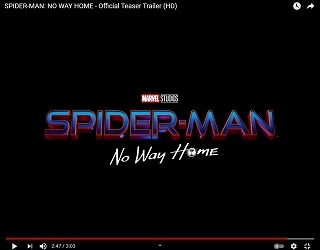 """""""Spider-Man: No Way Home"""" Trailer Drops"""